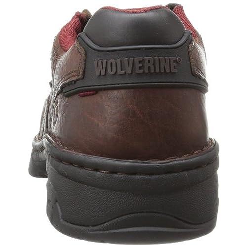 809b44d1a39 chic Wolverine Women's Ayah Comp Safety Toe Slip-On - holmedalblikk.no