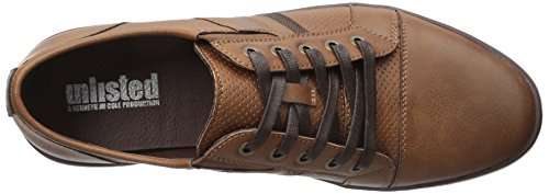 Kenneth Cole Unlisted Shiny Cognac Sneaker Cole Mens Kenneth Crown Fashion rEArq