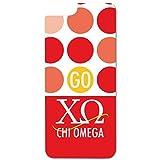 iphone 6 case chi omega - Chi Omega iPhone 6 Slim Protective Case - Go Chi Omega! Polka Dots