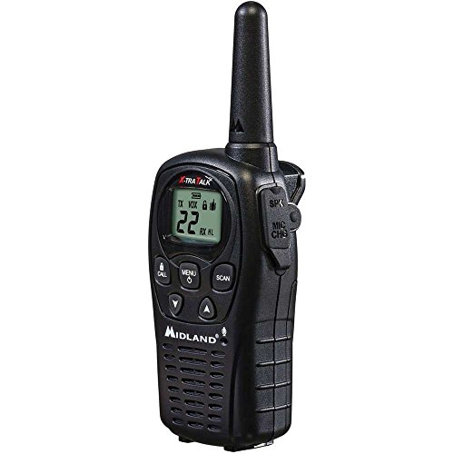 GMRS 2-WAY RADIO 24MILE (Pkg of 5) by Midland