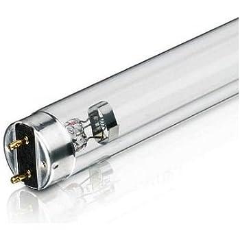 G15t8 15w Watt Bipin Germicidal Ultraviolet Light Bulb