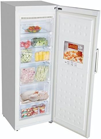 Haier HF220WAA - Congelador Vertical Hf220Waa No Frost: Amazon.es ...