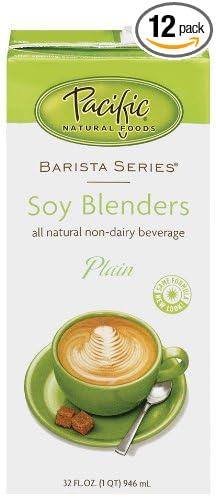 Pacific Alimentos naturales las batidoras de soja, Plain, 32 ...
