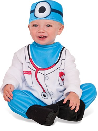 Rubie's Baby Doctor Snuggles Costume, As Shown, Toddler