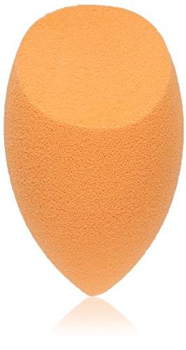 Real Techniques Miracle Complexion Sponge, 0.9375 onzas (paquete de 2), sin látex, espuma de poliuretano, multiusos, esponjas de maquillaje de fondo redondo, ideales para mezclar (el empaque puede variar)