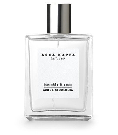 Acca Kappa White Moss Unisex Eau De Cologne 3.3 Fl.Oz From Italy