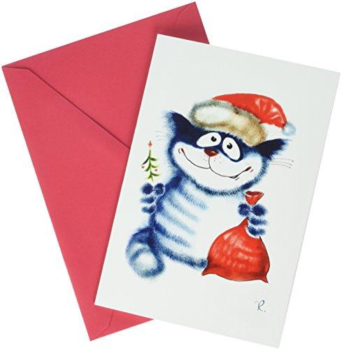 1238 Kitty Sack Christmas NobleWorks