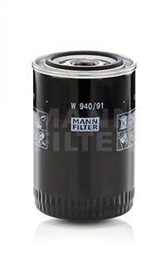 Ölfilter Mann W 940/91 Ölfilter Motor-Oelfilter