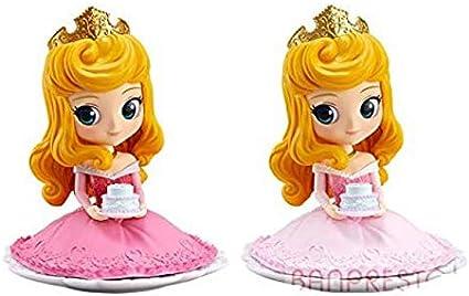 Belle Sugirly Normal Color Ver.A 9cm Figurine Q Posket Disney
