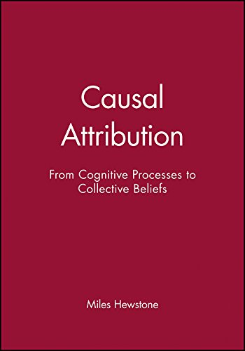 Causal Attribution: From Cognitive Processes to Collective Beliefs