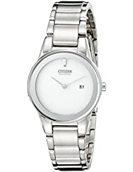Citizen Womens GA1050-51A  Eco-Drive Axiom Stainless Steel Watch