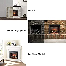 RICHFLAME Gavin Electric Fireplace Insert by RICHFLAME