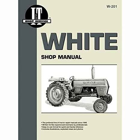 Amazon com: All States Ag Parts I&T Shop Manual Collection