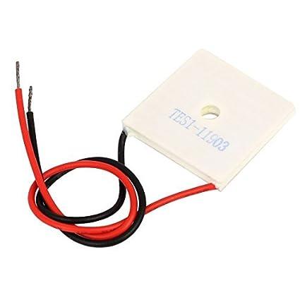 DealMux TES1-11903 12V 3A termoeléctricos módulo refrigerador refrigerar Placa Peltier