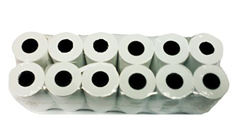 Length Calculator Roll (Thermal Paper Ingenico ICT220 (12 rolls))
