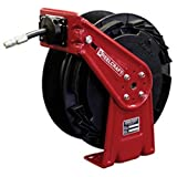Reelcraft RT650-OMP 3/8-Inch by 50-Feet Spring Driven Hose Reel for Oil