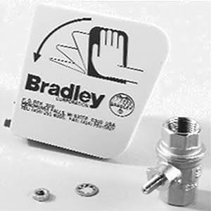 Bradley Plastic Handle - 128-135 [PRICE is per EACH] by Bradley