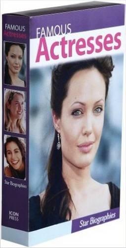 Famous Actresses Box Set: Angelina Jolie, Renee Zellweger, Julia Roberts PDF