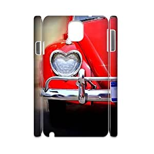 Red DIY 3D Cover Case for Samsung Galaxy Note 3 N9000 LMc-74066 at LaiMc