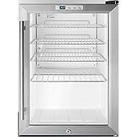 Summit Appliance SCR312L Countertop Beverage Refrigeration, Glass/Black