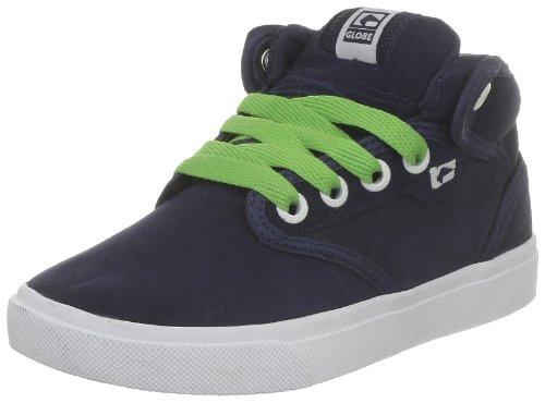 Globe - Zapatillas de deporte para niño Azul (Blau (Navy Moto Green))