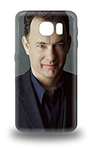 Cute Appearance Cover Tpu Tom HanksAmerican Male Philadelphia Case For Galaxy S6