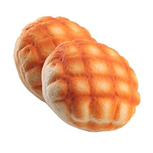 Compare price to bread bun squishy DreamBoracay.com
