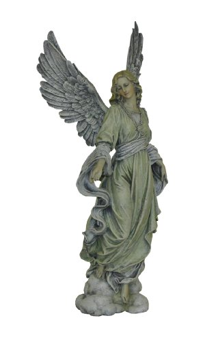Accents & Occasions Angel Statue, 16-Inch Tall