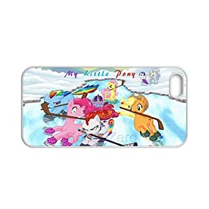 Generic Kawaii Back Phone Case For Child Custom Design With My Little Pony For Apple Iphone 5 5S Choose Design 1