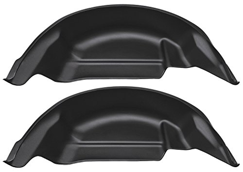 Husky Liners Rear Wheel Well Guards Fits 15-17 (Rear Wheel Guards)