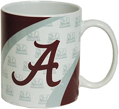 Jenkins Enterprises Alabama Crimson Tide Ceramic Relief Mug