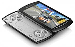 Sony Ericsson R800IEUBLK Xperia Play R800i Unlocked Phone and Gaming Device with Slide-Out Gamepad and Android OS - Unlocked Phone - No Warranty - Black