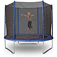 Action Sports Action Everyday 10ft Trampoline, Black/Blue