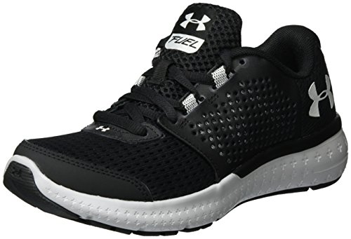Under Armour Damen UA W Micro G Fuel RN Laufschuhe Schwarz (Black 001)