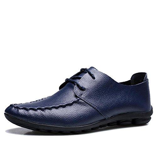 NSHX scarpe Scarpe Bullock da blue uomo casual q18q4wRF