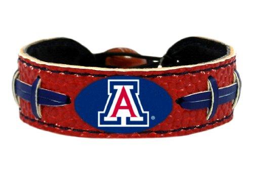 - GameWear Arizona Wildcats Team Color Football Bracelet