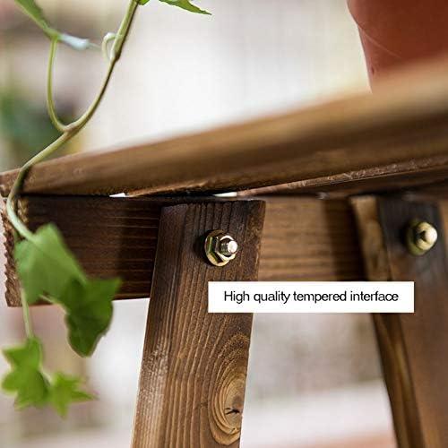 QFLY Marco de jardinería para Interiores y Exteriores Soporte para ...
