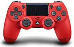 The DualShock 4 Wireless Controller features familiar controls, and incorporates several innovative features to usher in a new era of interactive experiences. Its definitive analog sticks and trigger buttons have been improved for grea...