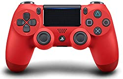 The DualShock 4 Wireless Controller features familiar controls, and incorporates several innovative features to usher in a new era of interactive experiences. Its definitive analog sticks and trigger buttons have been improved for greater feel and...