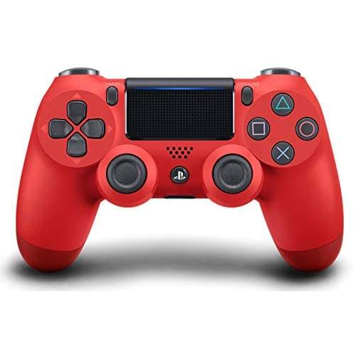DualShock 4 Wireless Controller for PlayStation 4 – Magma Red 41kaOFDXzSL  Home Page 41kaOFDXzSL