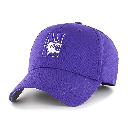 NCAA Northwestern Wildcats OTS All-Star MVP Adjustable Hat 23c5df433a3b
