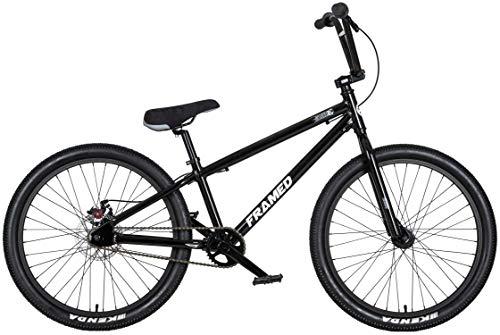 Framed Getaway BMX Bike Black Sz 24in/23.25in Top Tube