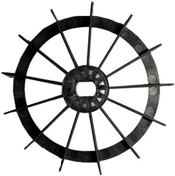 Atika ALF 2600 - Accesorio de ventilador para trituradora de jardín: Amazon.es: Bricolaje y herramientas
