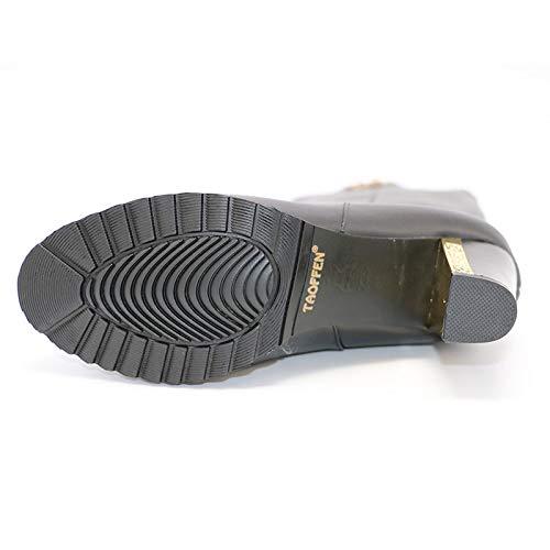 HAOLIEQUAN Plus Größe 34-48 Beste Qualität Frau Winter Stiefel Winter Frau Schuhe Damenmode Plattform Kniehohe Stiefel Frau Warme Schuhe e2f628