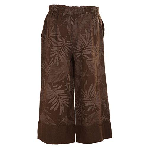 VialeScarpe - Pantalón - para mujer marrón