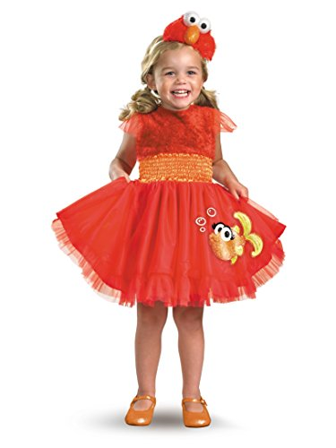 Frilly Elmo Costume (12-18 Months)]()