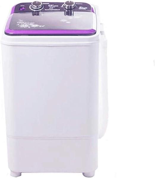 XXT-Lavadora Lavadora Mini Lavadora semiautomática: Amazon.es: Hogar