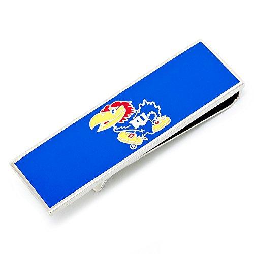 - Kansas University Jayhawks Money Clip Novelty 2 x 1in