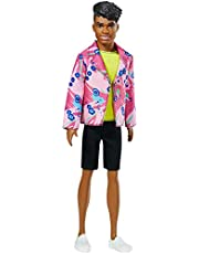 Mattel - Barbie Ken with Neon Top, 60th Anniversary Doll