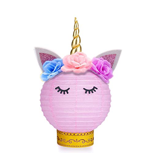 Grabo Unicorn Party Supplies and Decorations - Unicorn